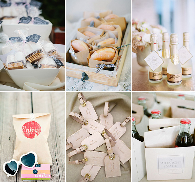 Wedding Gift For Guest Ideas: Inspiration & Ideas :: Guest Favors