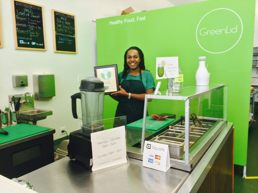 GreenLid's new location in San Francisco
