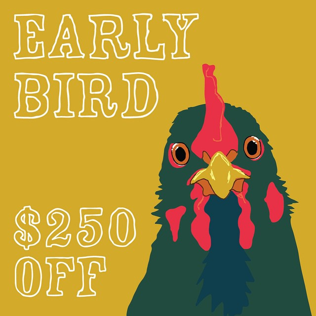 "Get $250 off any 3-day LFL Food Startup Bootcamp   Use promo code ""EARLYBIRD"" at checkout. #foodstartups #sanfrancisco #losangeles #newyork #washingtondc #chicago #foodstartuprevolution #startsomethinglocal"