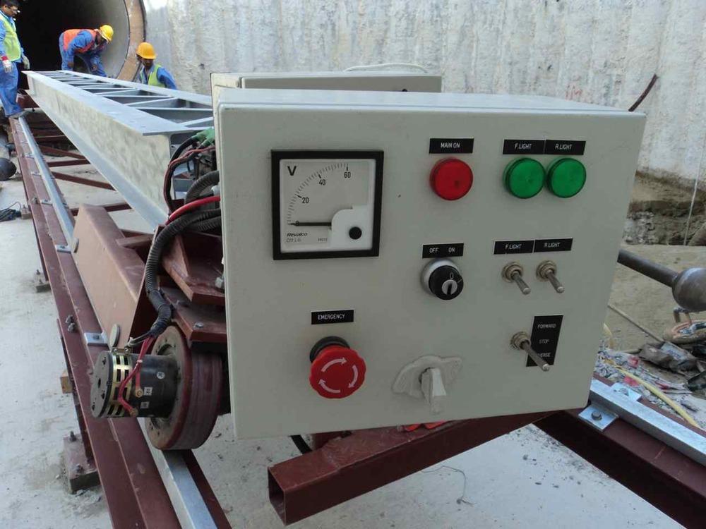 Track Motor
