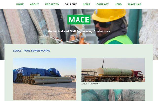 MACE Qatar's image gallery