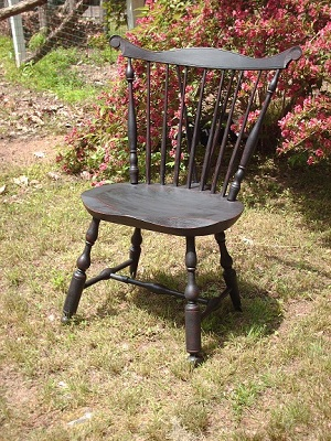 Lancaster County Windsor side chair