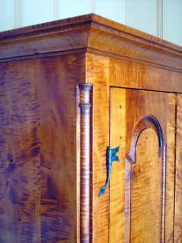 Quarter column