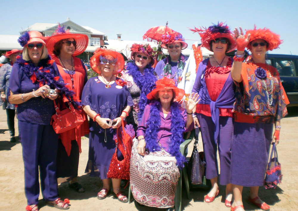 Red Hat Ladies from around the state to descend on Geraldton - Everything  Geraldton 2f78f9ef12d