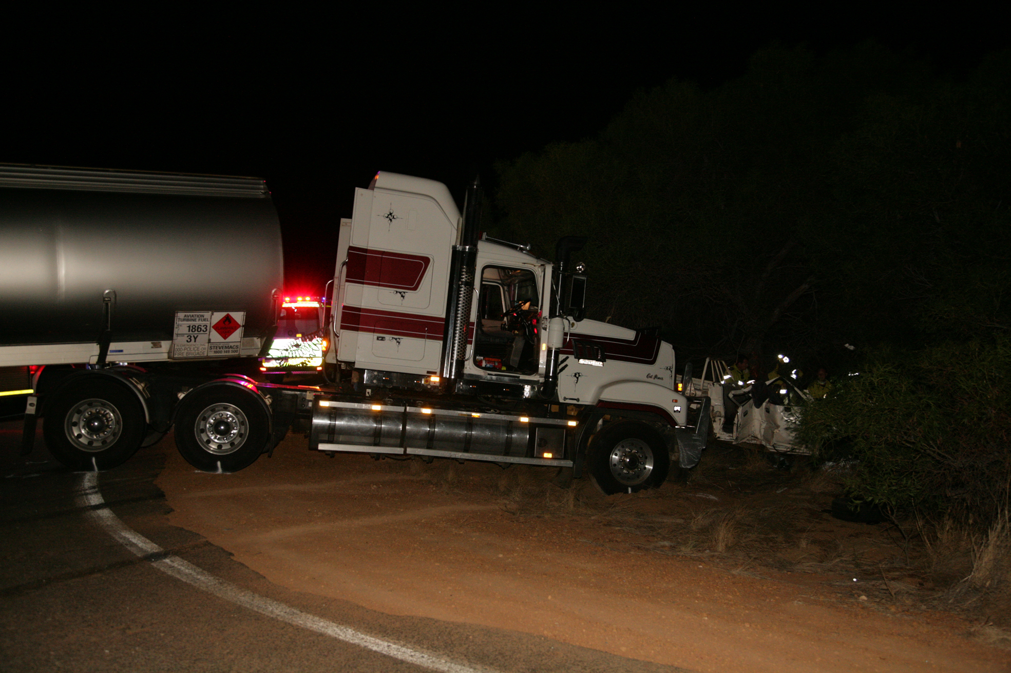 BREAKING NEWS: Major car accident on NWCH - Everything Geraldton