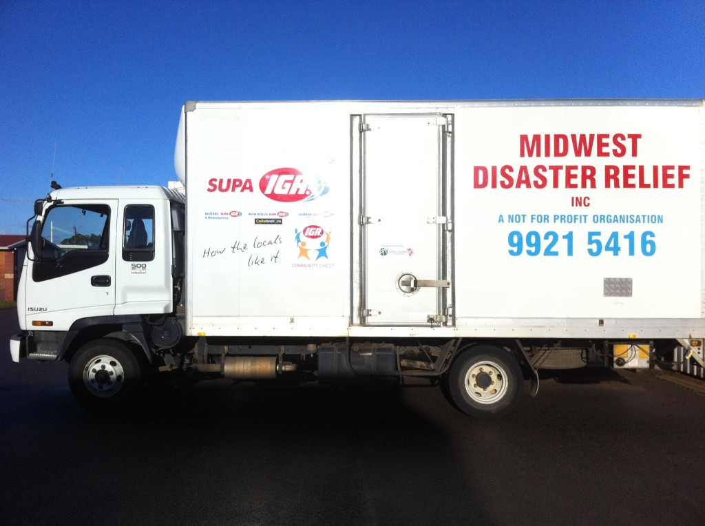 midwest disaster relief