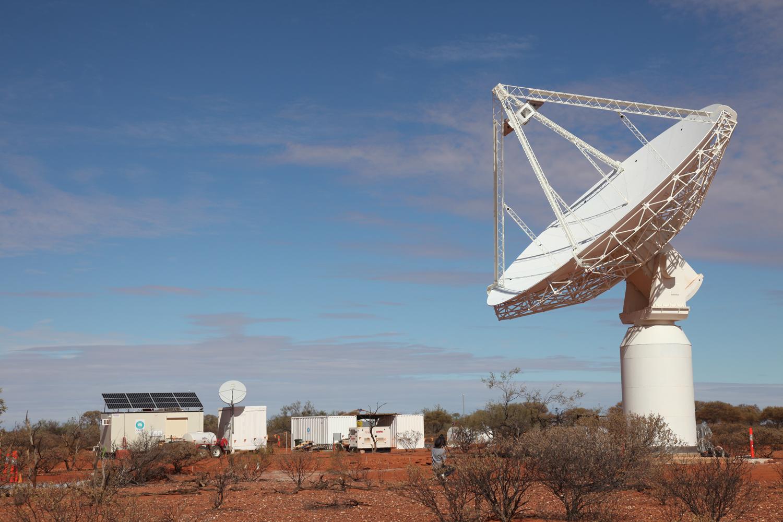 CSIRO dish