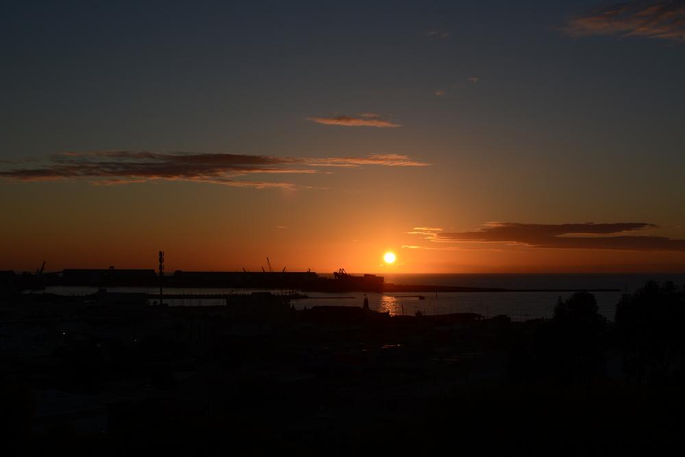 geraldton sunset