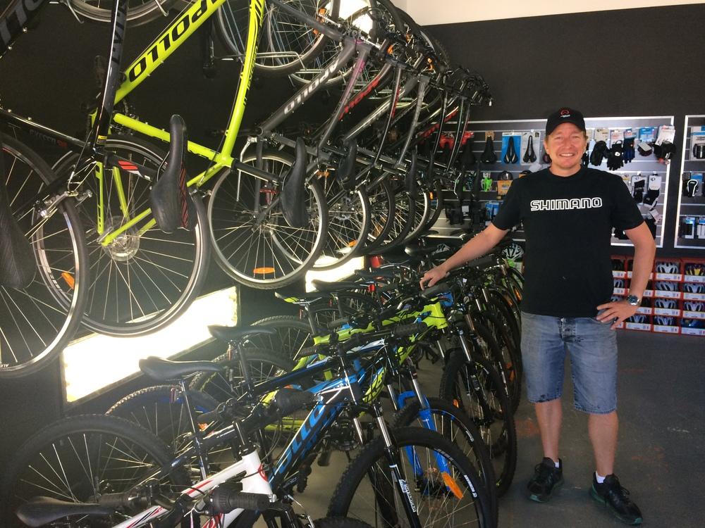 geraldton bikes