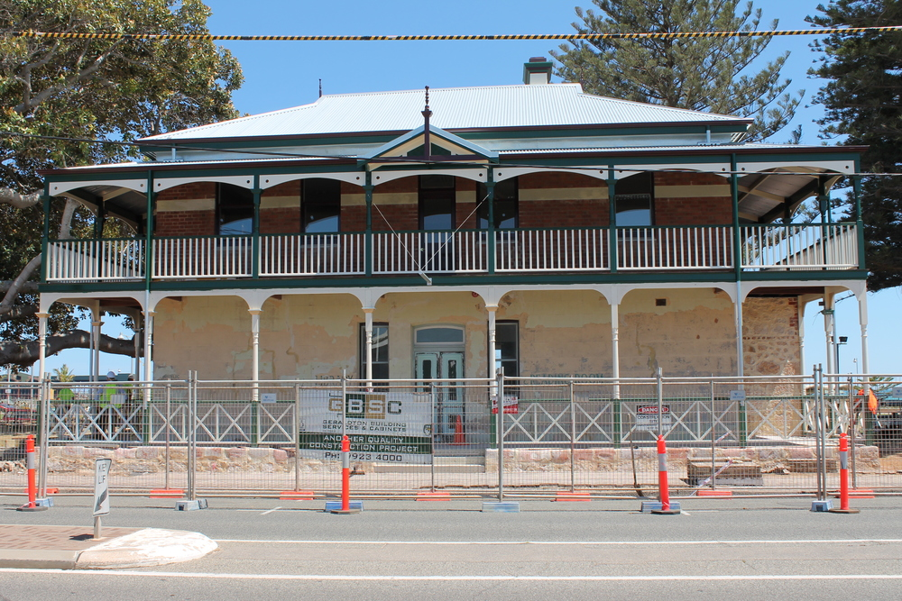 Geraldton's original Railway Station has been restored and will open as the new Geraldton Visitor Centre next week.