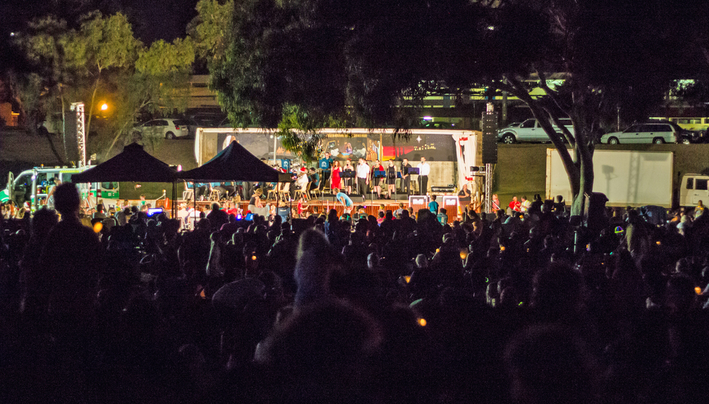 Everyone's favourite Christmas event, Carols by Candlelight, will take place on Sunday at Maitland Park.