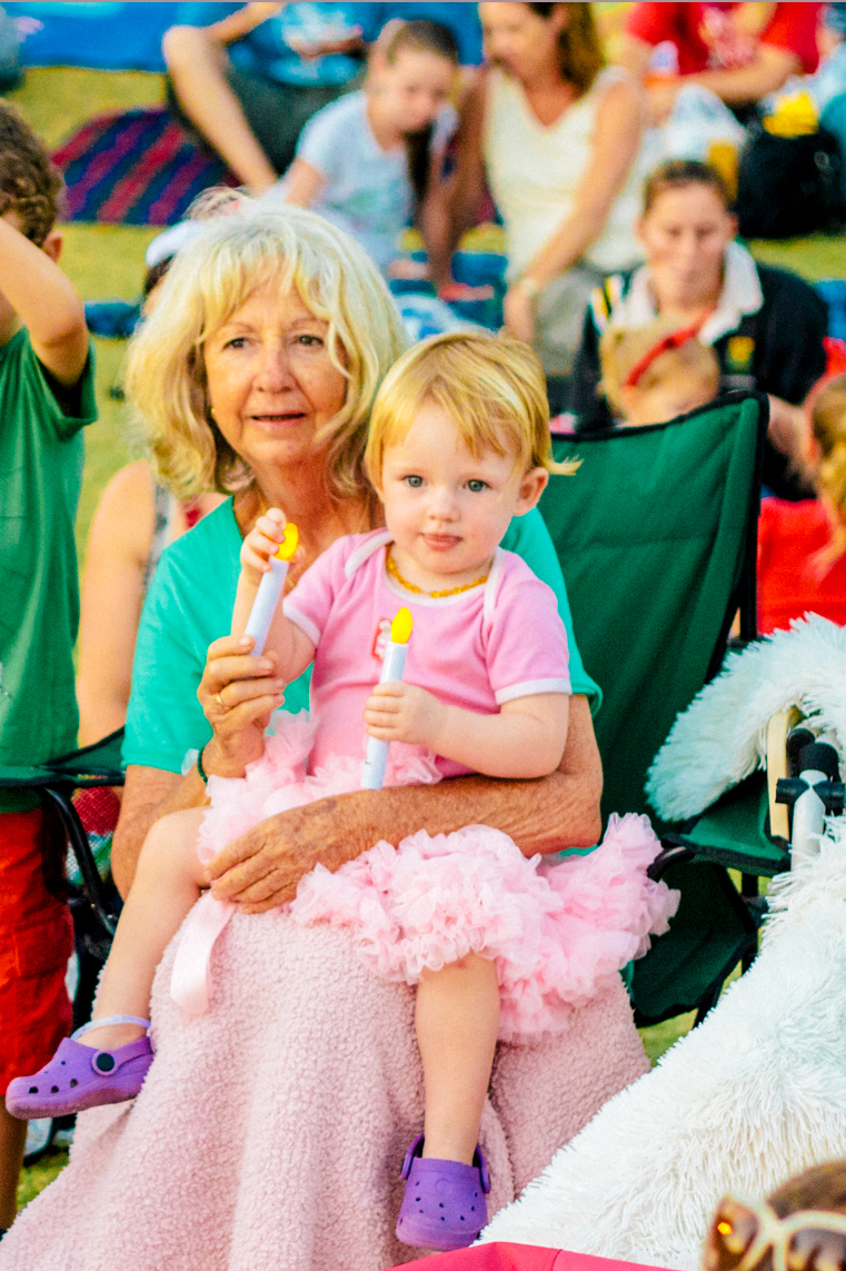 There will be something for the whole family at this year's Carols by Candlelight.