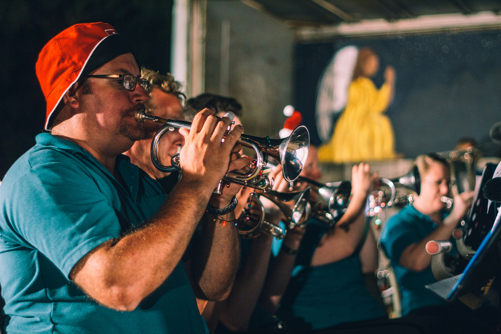 The Geraldton City Band will be playing alongside local acts and guest singers.