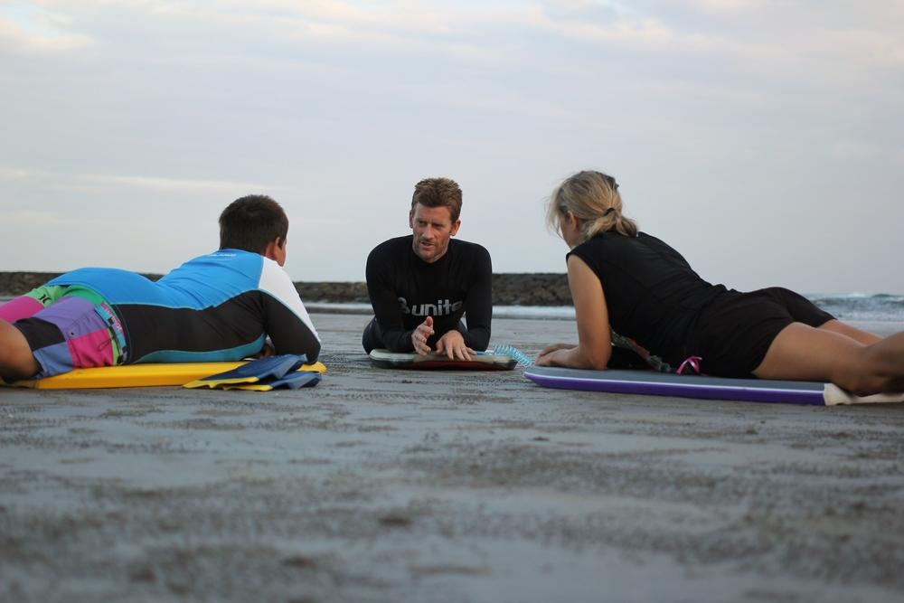 Hardy shares his knowledge: Cian Salmon/ Bali Bodyboarding