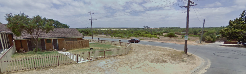 Same location during daylight hours. Pic: Google Streetview.