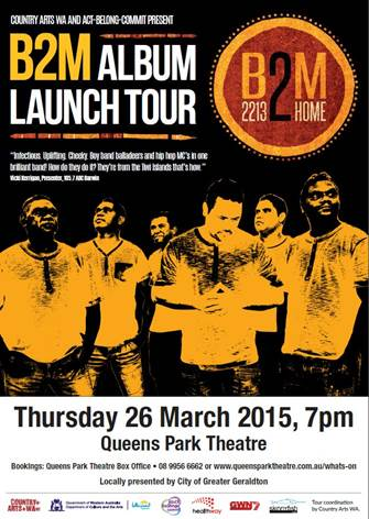 B2M Debut Album Launch