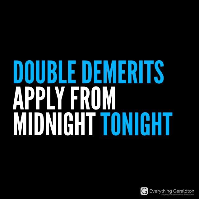 double demerits - photo #3