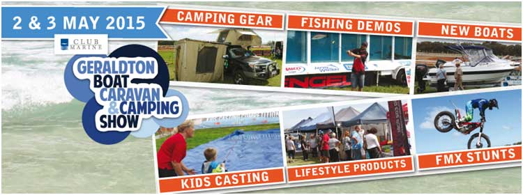 Tackleworld Geraldton will be at the show this year as it moves to Eadon Clark Oval next to Red Rooster. We will have two sites - One doing sausage making demonstrations at 11am, 12 noon, 1pm & 2pm each day as well as our Fishing tent. See you there! May 2 & 3Tackleworld Geraldton will be at the show this year as it moves to Eadon Clark Oval next to Red Rooster. We will have two sites - One doing sausage making demonstrations at 11am, 12 noon, 1pm & 2pm each day as well as our Fishing tent. See you there! May 2 & 3