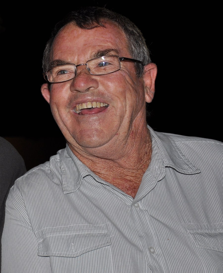 The late Colin Burgess received Mid West Charity Begins at Home funding to ease the financial strain on his family during his final days and beyond.