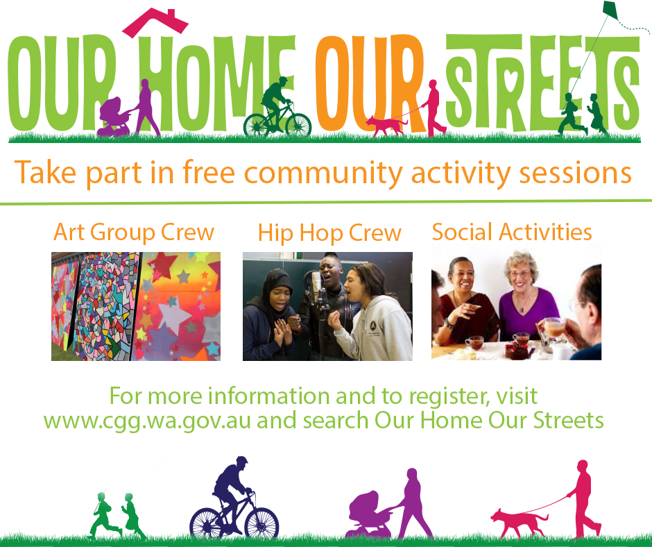 geraldton our homes our streets