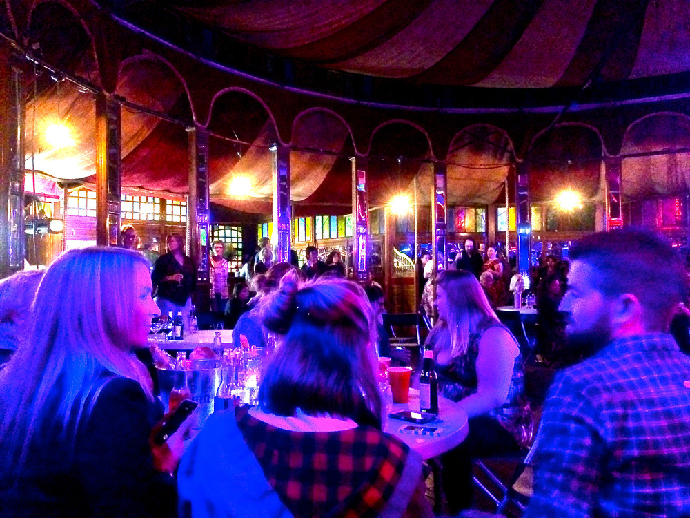 Just one of the huge drawcards for the event will be the very popular De Parel Spiegeltent.