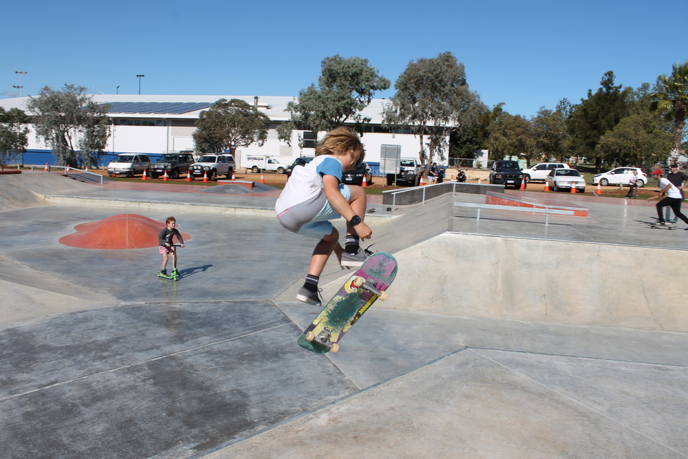 The City of Greater Geraldton and Skateboarding WA are bringing free skateboarding clinics to Geraldton for all ages and skill levels.
