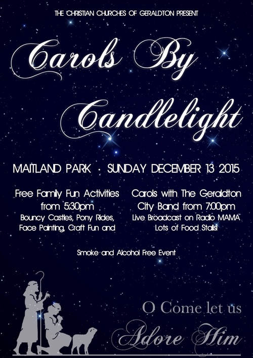 Geraldton carols by candlelight everything geraldton lyrics are available from the everything geraldton website or smartphone app click here for info stopboris Gallery