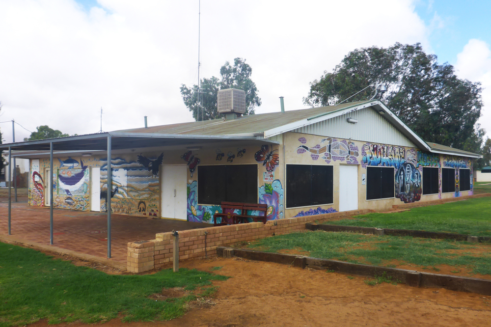 The Mullewa Youth Centre is currently undergoing renovations and will re-open in April.