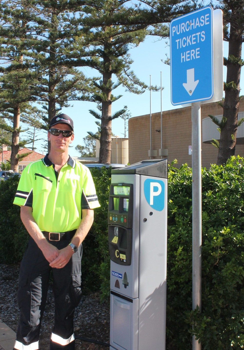 City of Greater Geraldton rangers are alerting drivers that Carpark stations have changed.