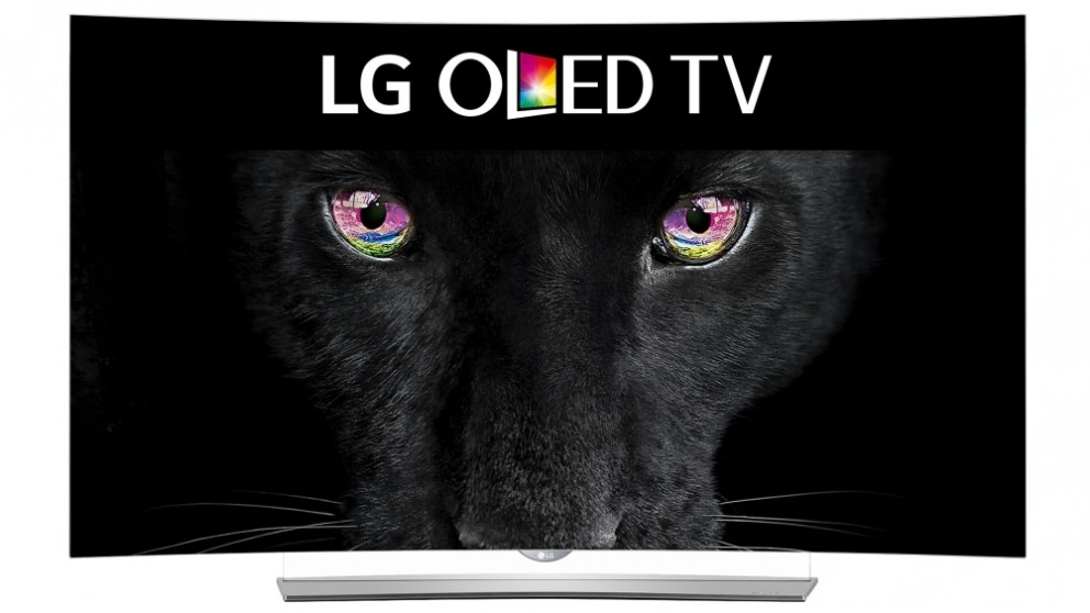 "LG 65"" EG960T 4K Ultra HD OLED 3D Capable Smart Curved TV $7975"