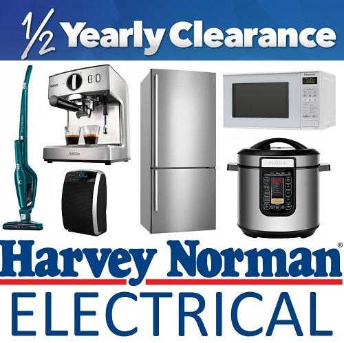 Harvey Norman Electrical Kitchen Appliances