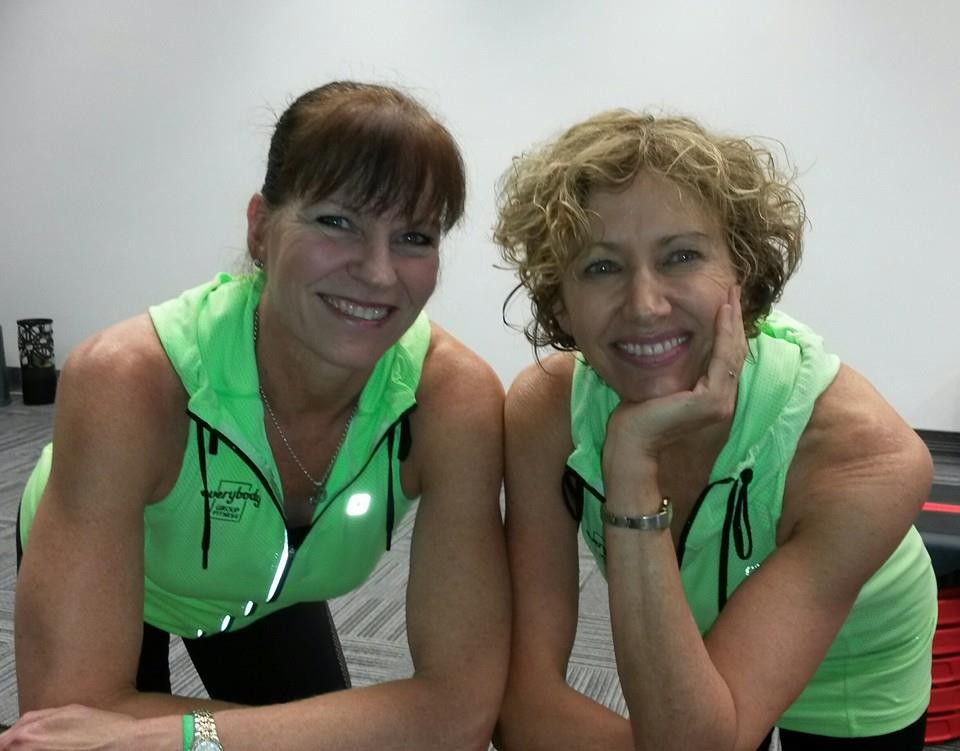 Julie Myers and Julie Nelson