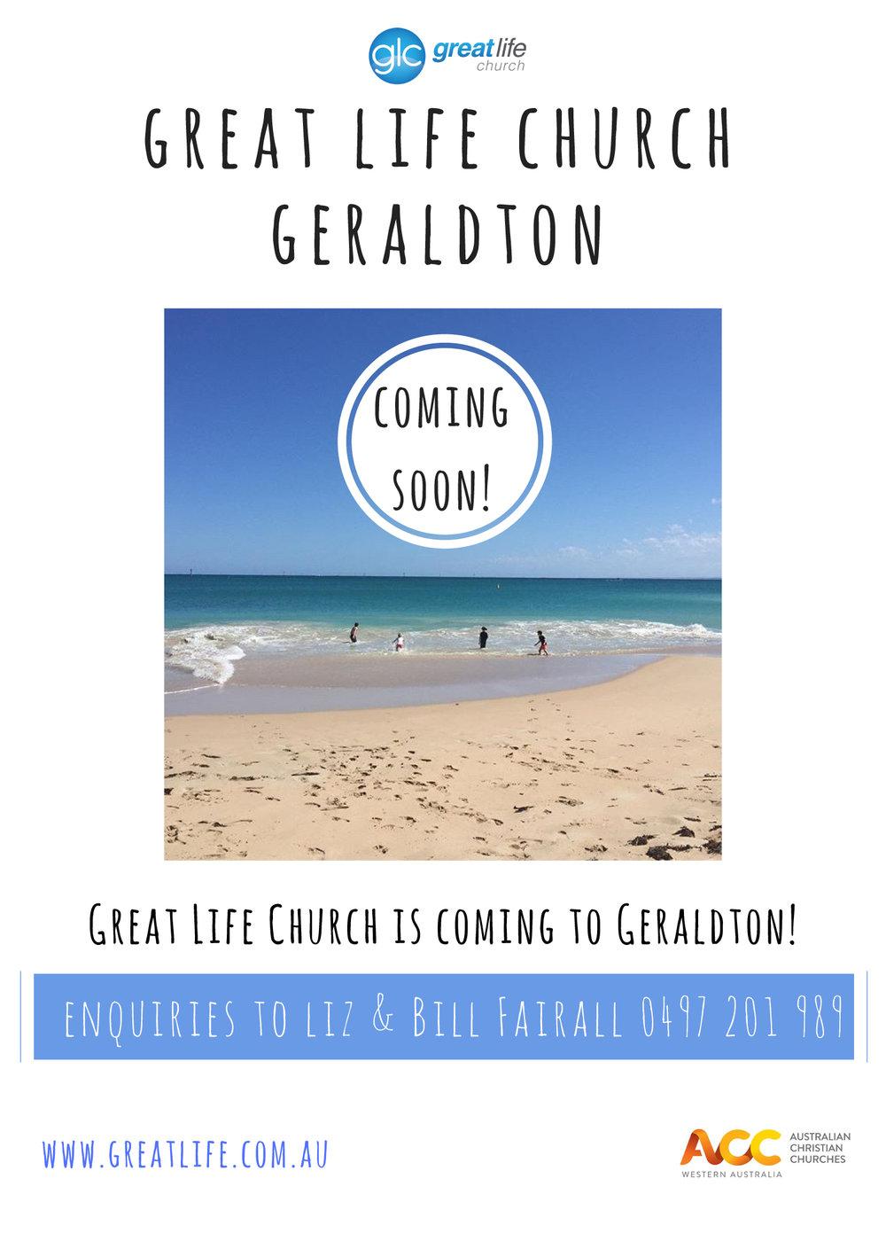 GLC Gero coming soon