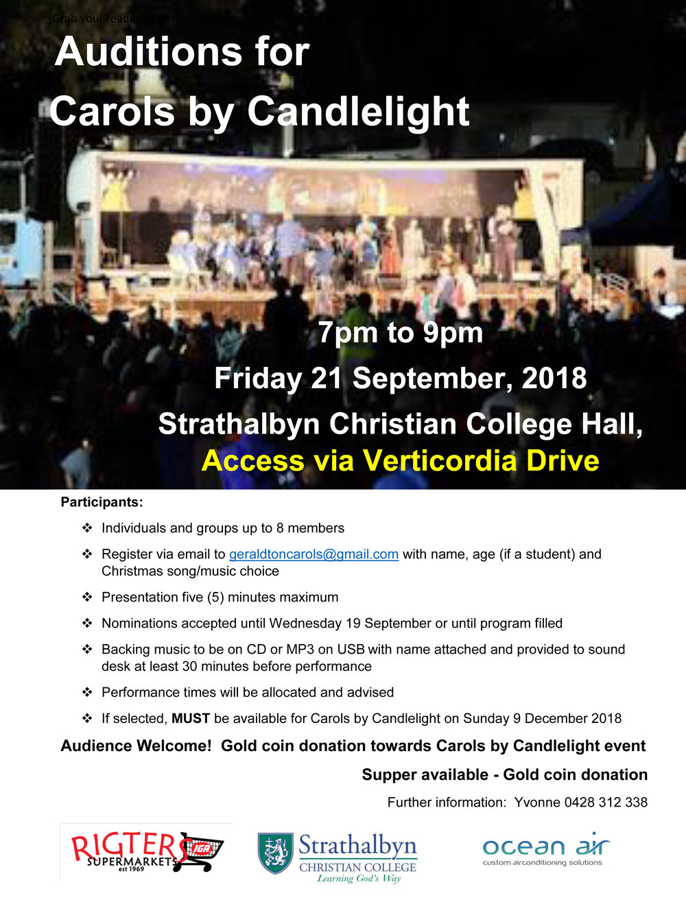 Invitation - Auditions - Carols by Candlelight.jpg