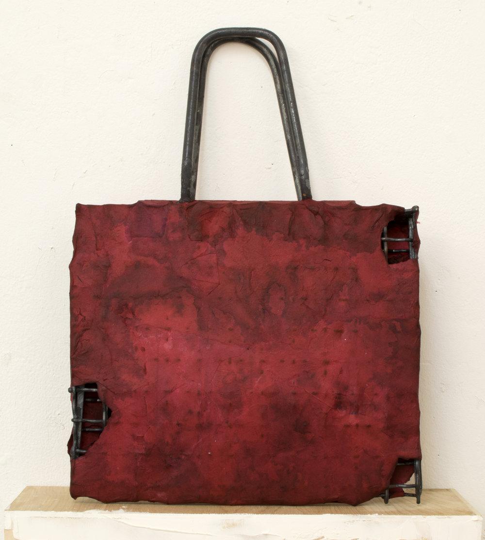 """John Anderson, """"Red Handbag"""""""