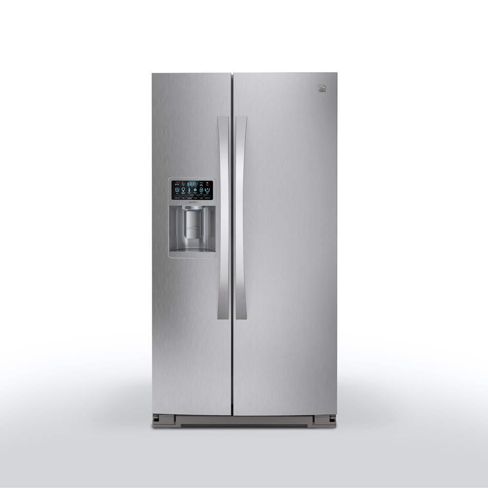 the wieland initiative kenmore refrigerator exterior