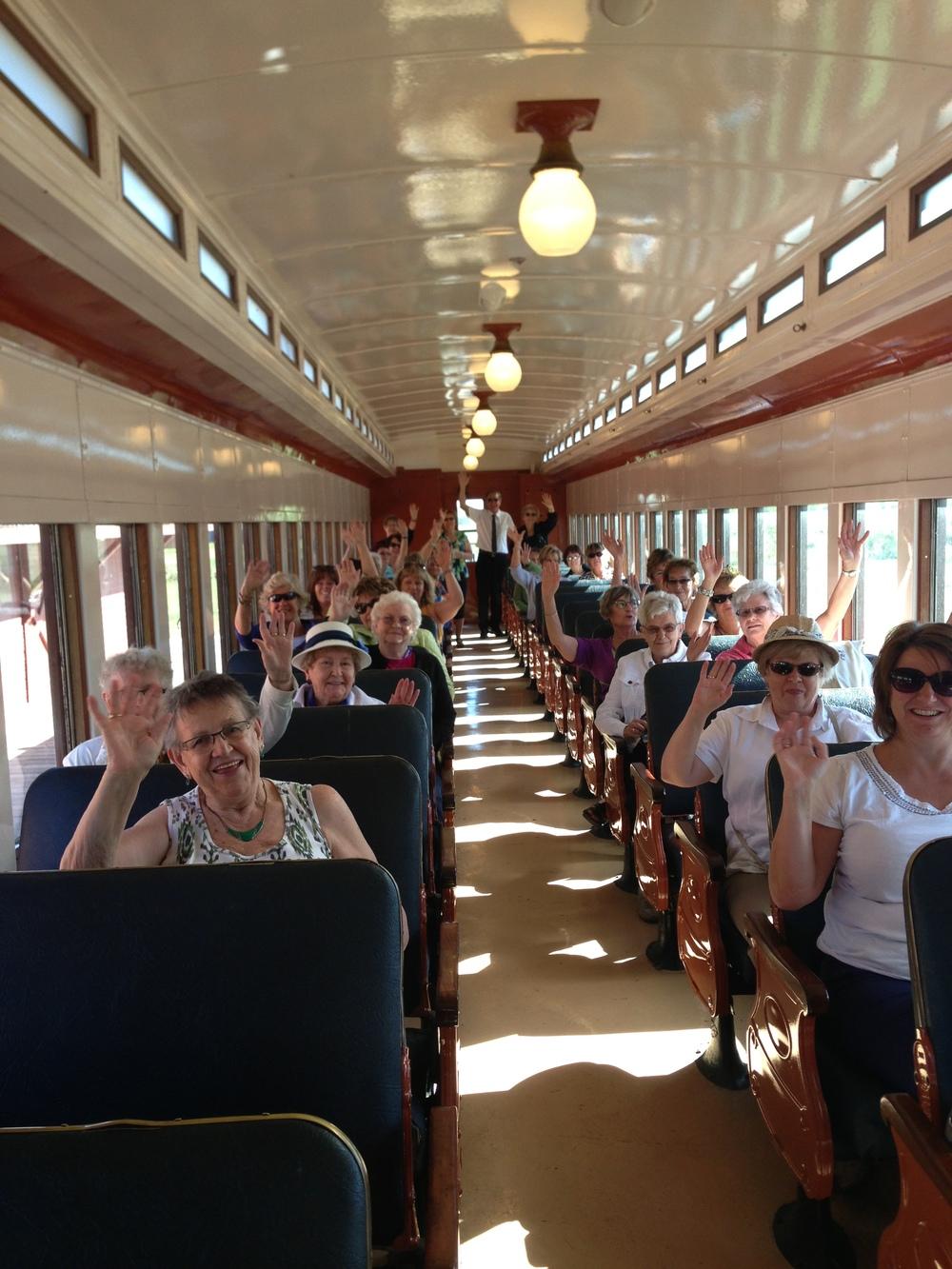 Southern Prairie Railway