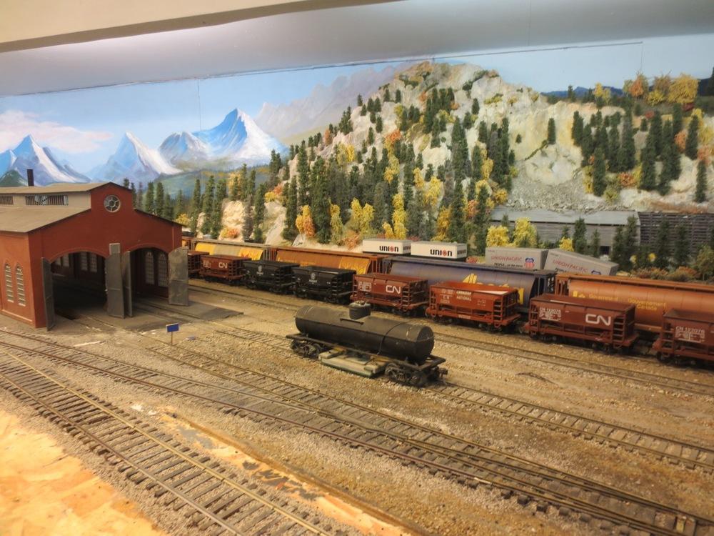 Image result for nmra model railroad swap