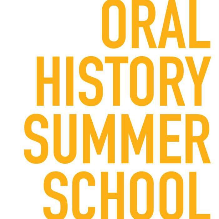 Our mentor organization: Oral History Summer School in Hudson, directed by Suzanne Snider.