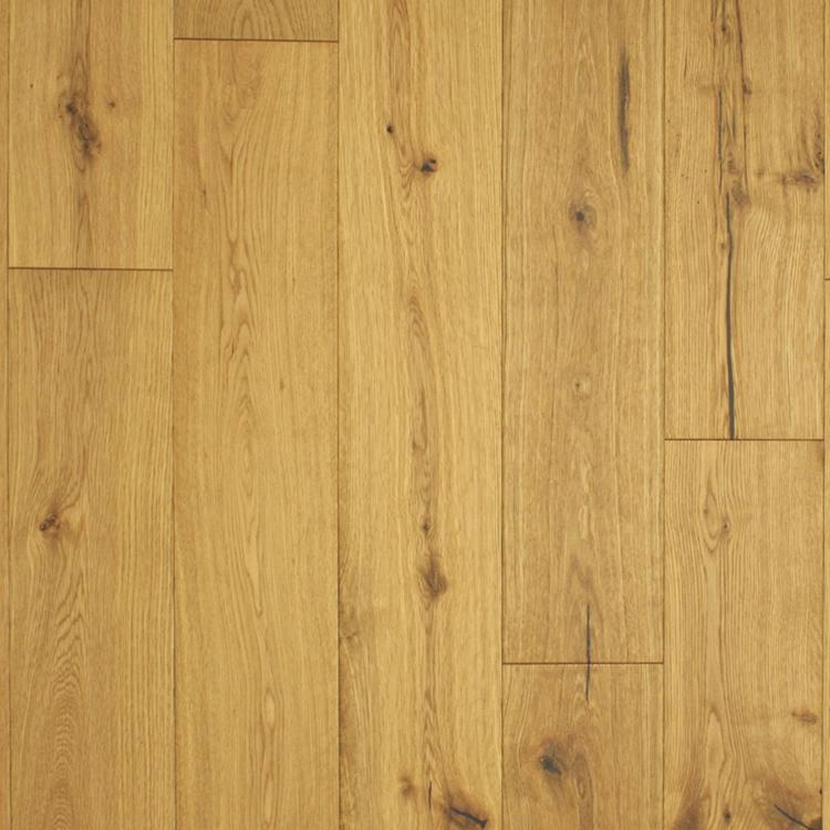 Matt Lacquered Oak