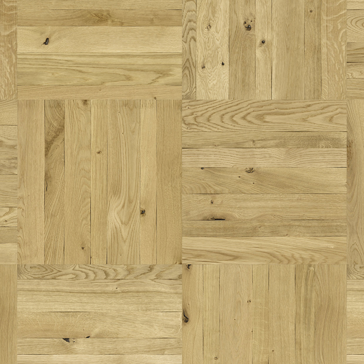 Pure Oak Harmonious:<br>Brushed & Oiled