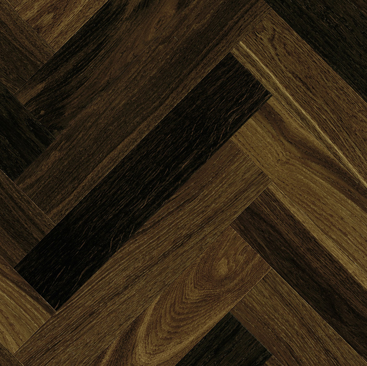 Brushed Smoked Oak:<br> Lively