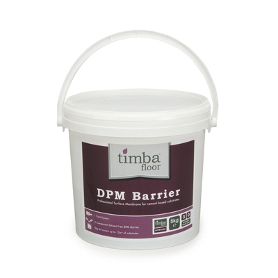 Timba DPM Barrier Flooring Adhesive Surface Membrane