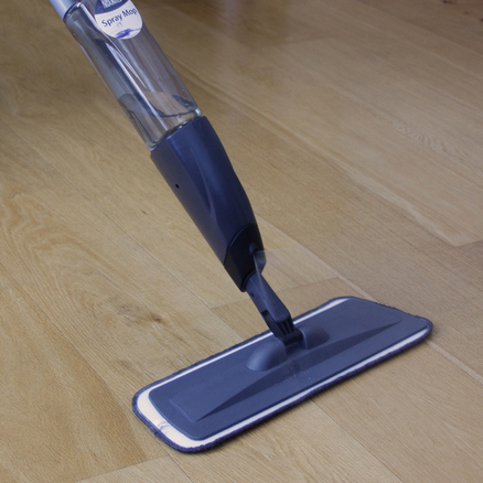 Timba Spray Mop Flooring Maintenance