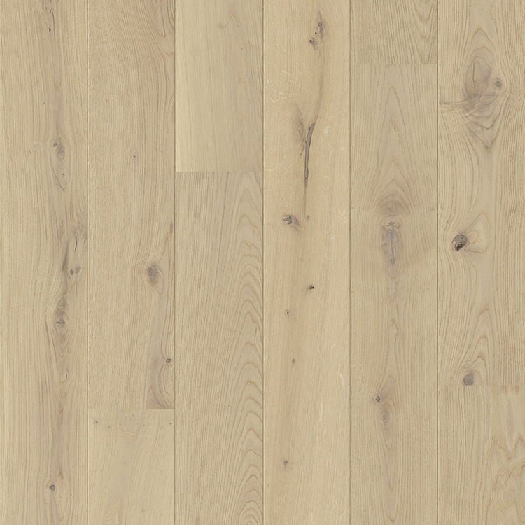 Cream Rustic Oak:<br>Matt Lacquered