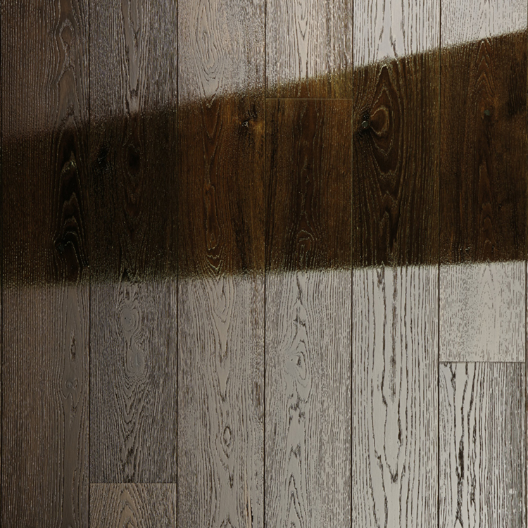 Smoked Oak Lively: High Gloss Lacquered* (2928/8303)