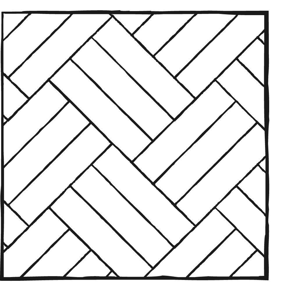 Triple Herringbone