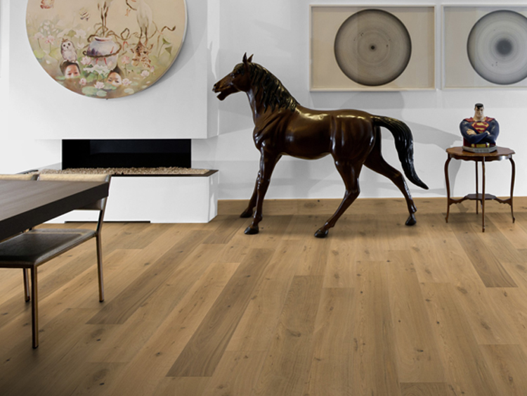 Timba 14mm 5G Clic LOC Engineered Oak Floor Flooring