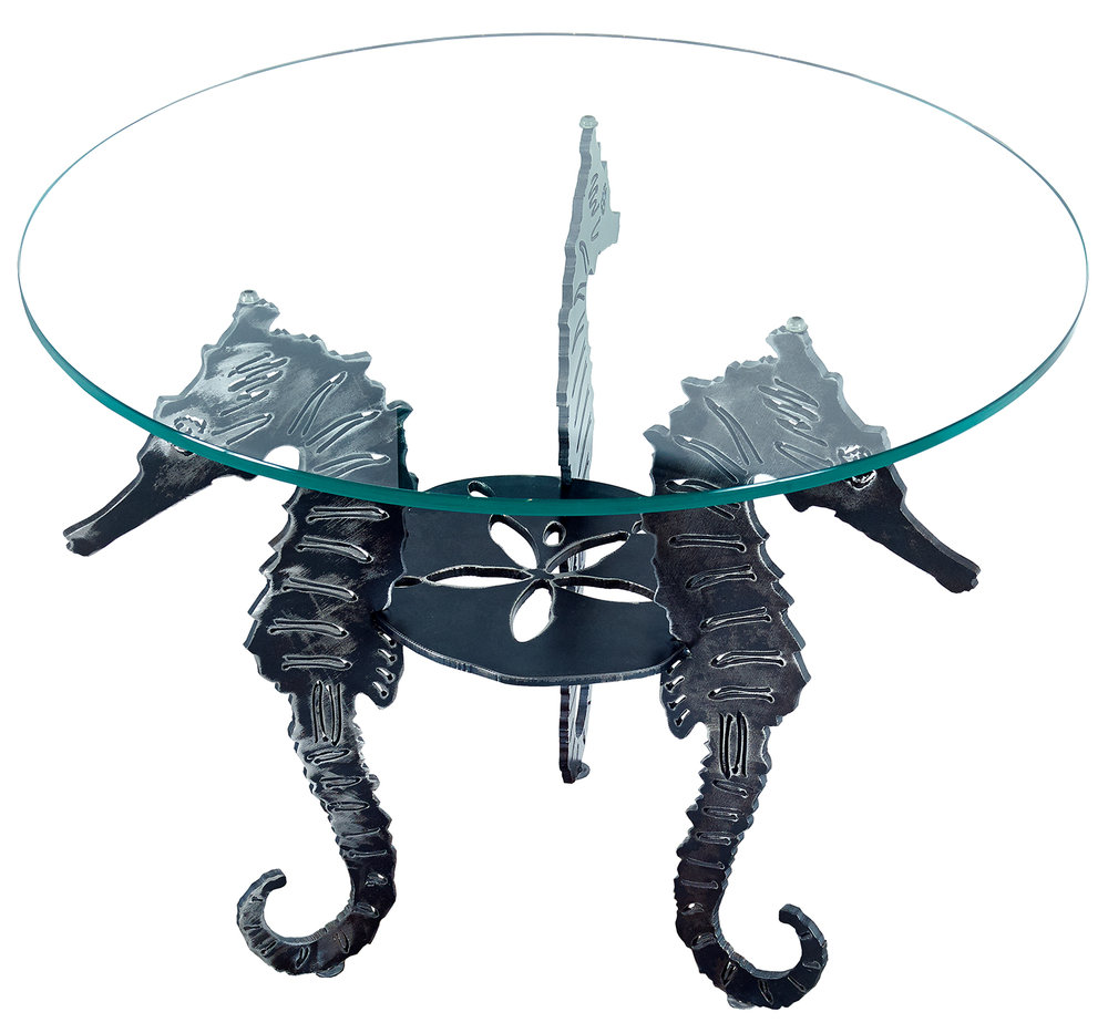 Nice Seahorse Table
