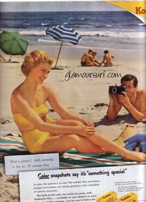 a 1950s Kodak ad